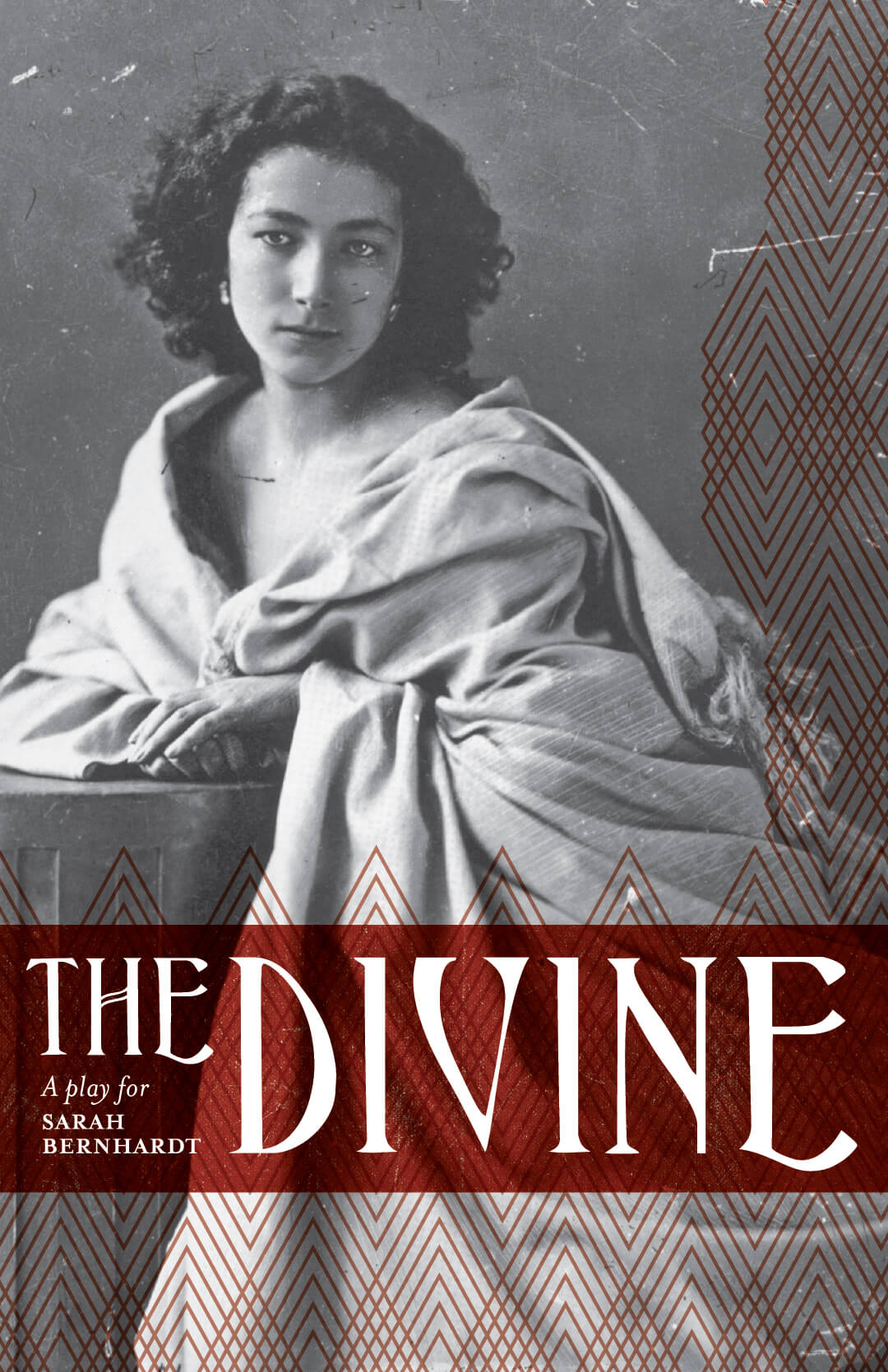 Virginia Tech School of Performing Arts show poster - The Divine