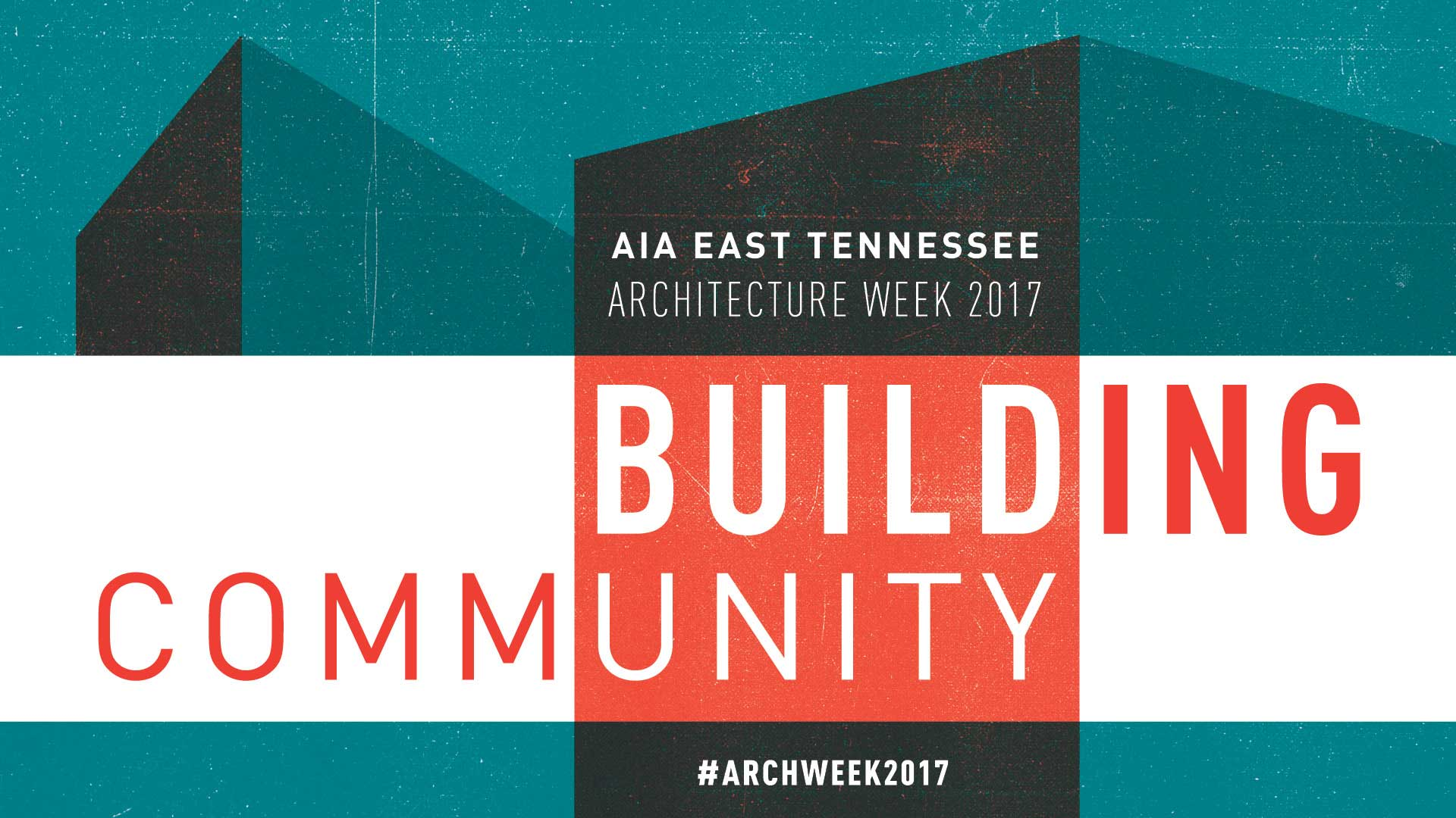 AIA East TN Architecture Week 2017 graphic
