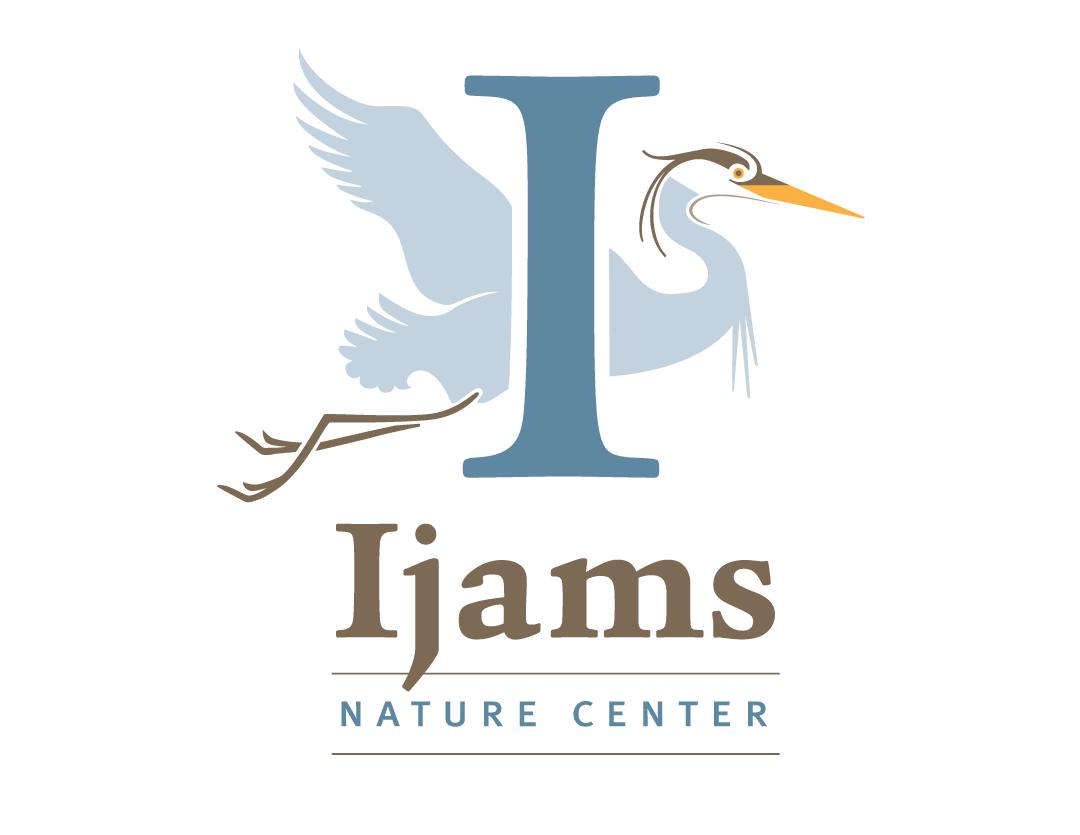 Ijams Nature Center logo
