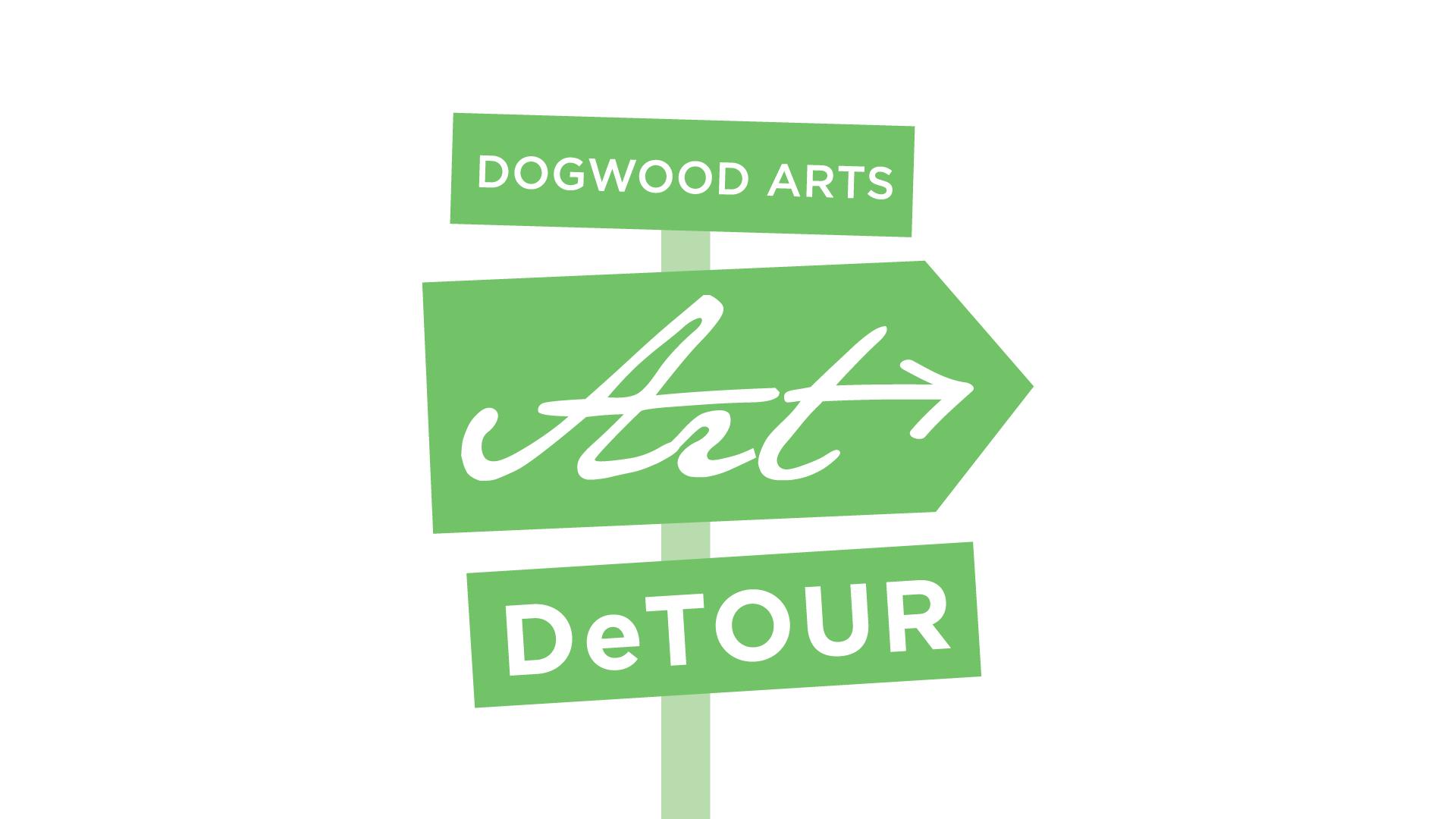Dogwood Arts - Art DeTour logo