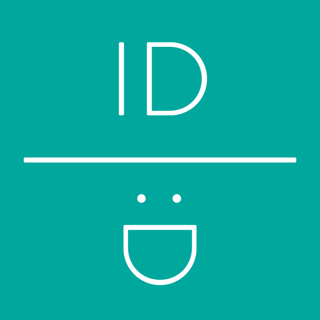 ID Identification, logo